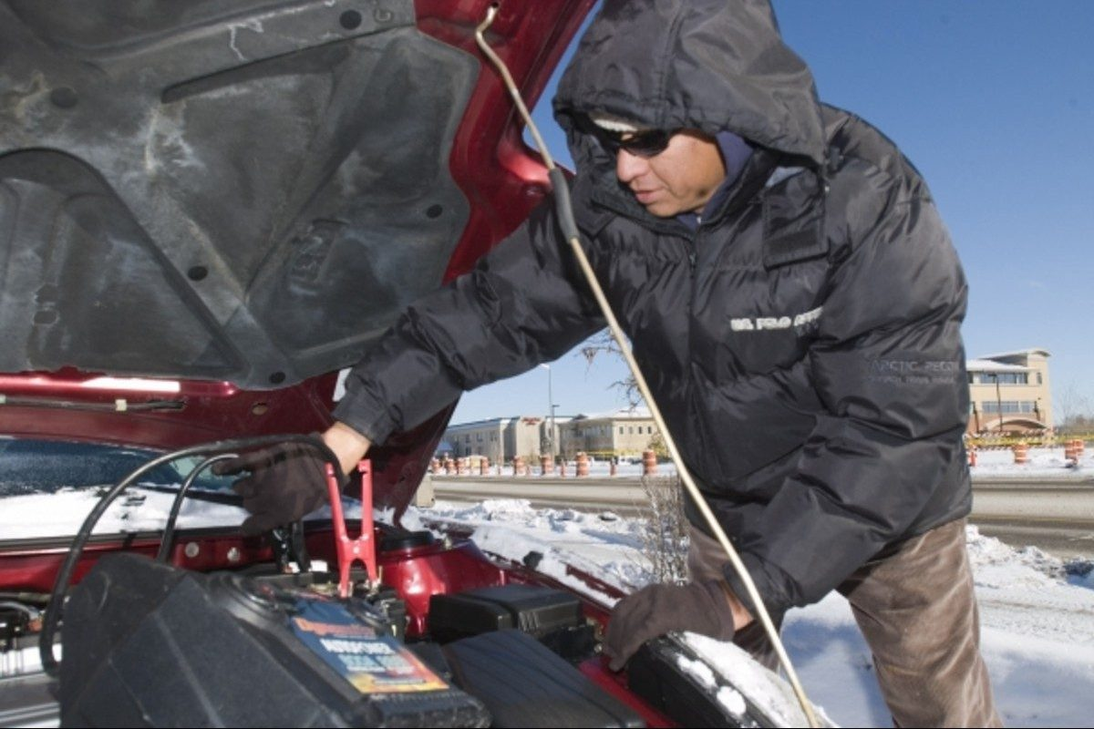 19 Things to Keep in Your Car, From Jumper Cables to Energy Bars