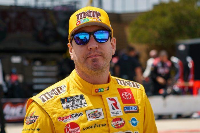 Kyle Busch Gives His Blunt Take on NASCAR's Next Gen Car