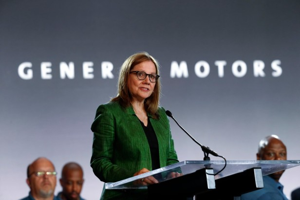 How Much Does GM's CEO Make in a Year?
