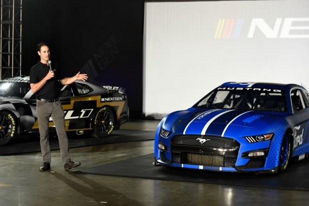 NASCAR Unveils Next Gen Car, Set to Debut in 2022