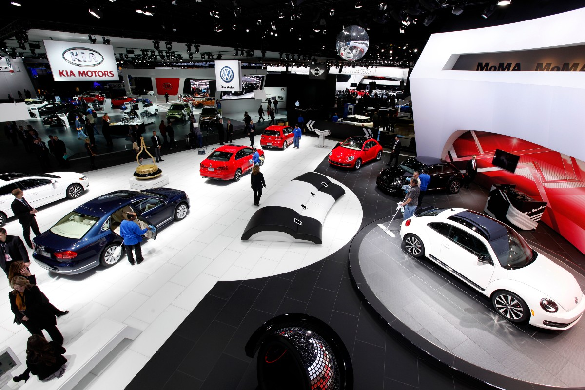 The Detroit Auto Show Is Headed Back Downtown, But Things Will Look a Little Different