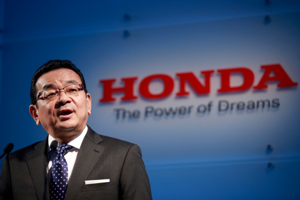 Honda Will Start Building Its Own Electric Vehicles After Kickstart From General Motors