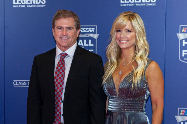 Bobby Labonte's Wife Kristin Is a Fierce Competitor Just Like Her Hall of Famer Husband