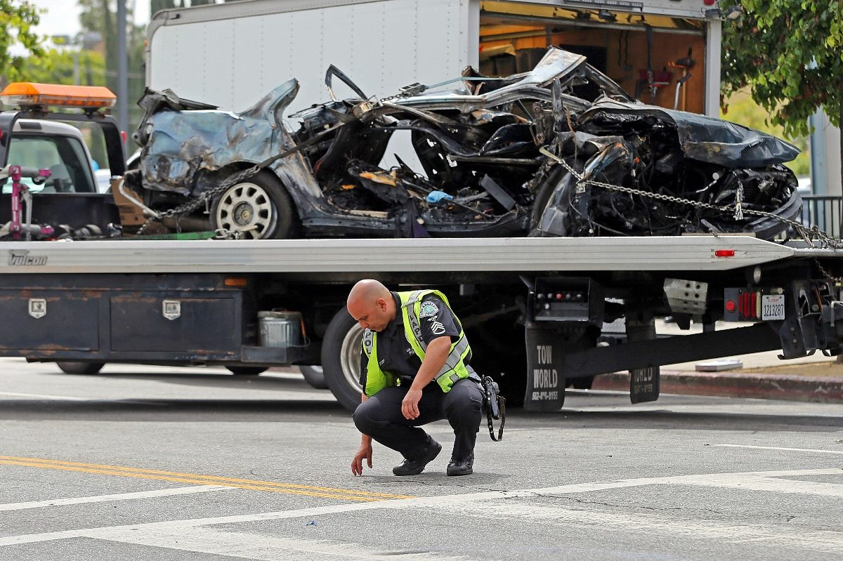 Recent U.S. Traffic Death Numbers Were the Highest They've Been in Nearly 15 Years