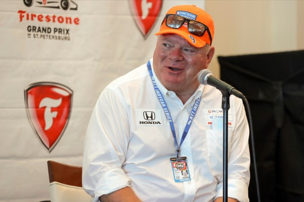"""""""I'm Out of NASCAR"""": Chip Ganassi Sells Team to Trackhouse Racing"""