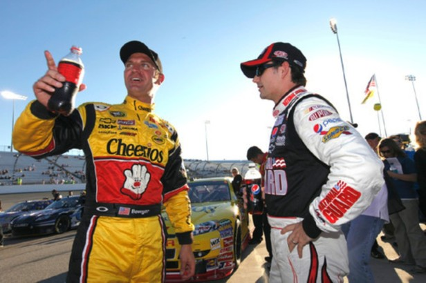 Clint Bowyer Once Pranked Jeff Gordon on a Yacht With Guy Fieri
