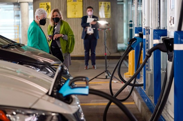 Slow Charging Times Are Threatening Electric Vehicle Sales, But What's the Quick Fix?