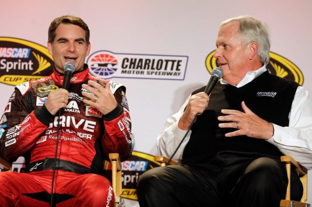Jeff Gordon Is Leaving the Broadcasting Booth for a Huge Role at Hendrick Motorsports
