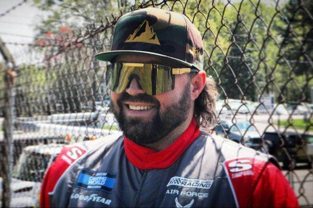 Keith McGee Is the First Disabled Veteran in NASCAR History to Race at a National Series Event