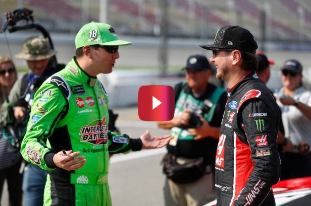 Kurt Busch Surprised Kyle With a Mariachi Band for His Birthday, But It Ended Up Being a Double Celebration
