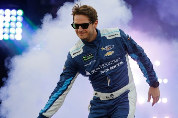 Landon Cassill Will Be the First NASCAR Driver to Be Paid Entirely in Cryptocurrency