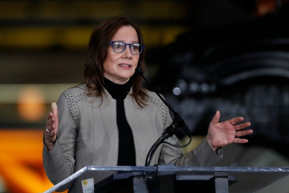 General Motors Shifts Its Stance on Greenhouse Gas Emissions