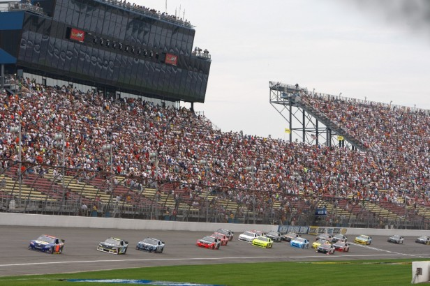 Michigan International Speedway: A Look at the History and Records of the Fastest Track in NASCAR