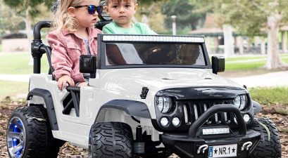 ride-on kids jeep