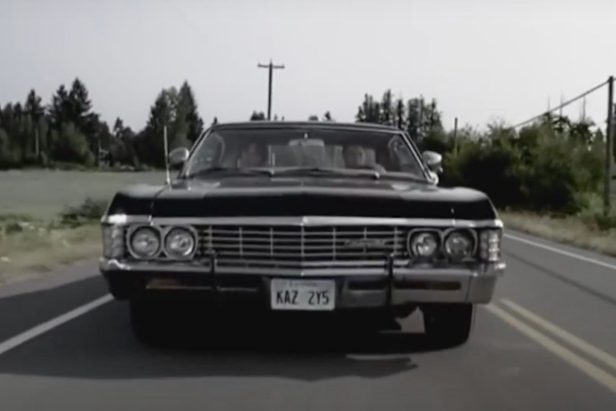 """The '67 Chevy Impala From """"Supernatural"""" Is One of the Show's Best Characters"""