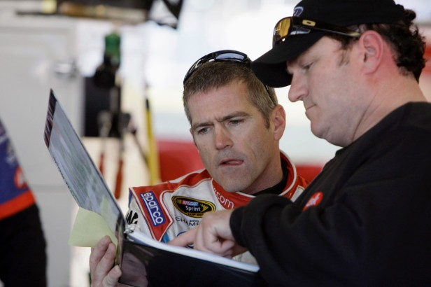 Crew Chief Todd Parrott Thought His 30-Year Racing Career Would Be Over After Drug Suspension