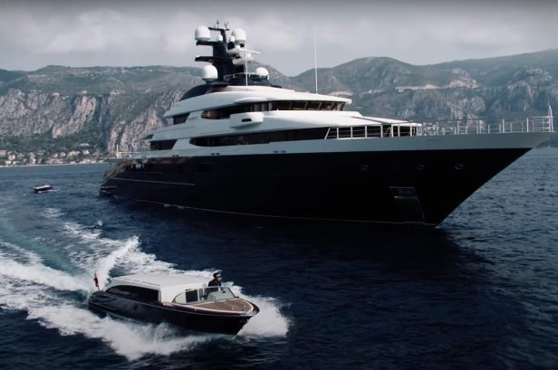 This $200 Million Yacht Was Rented by Kylie Jenner and Owned by a Fugitive Businessman