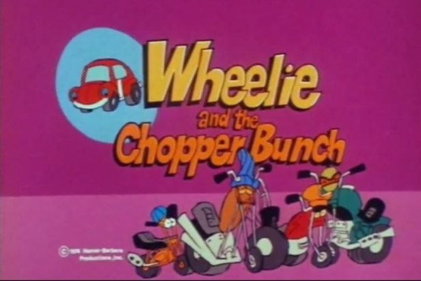 This Classic '70s Hanna-Barbera Cartoon Starred a Family-Friendly Motorcycle Gang