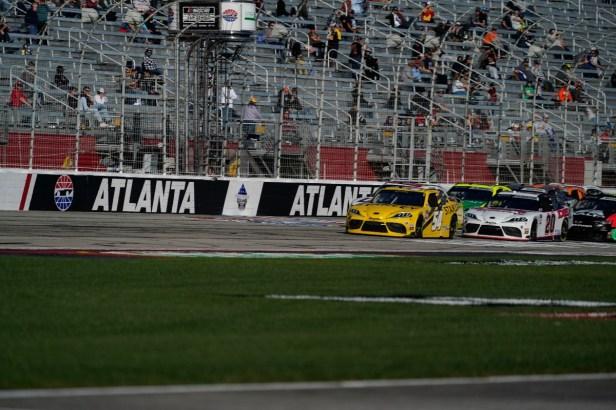 Atlanta Motor Speedway Will Undergo a Major Renovation to Improve NASCAR Racing