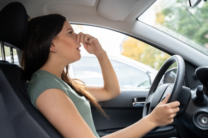 Why Does Your Car Smell Like Gas? Here Are 6 Possibilities