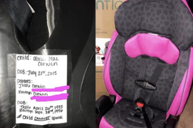 EMT Mom Recommends Adding This Vital Info to Your Child's Car Seat