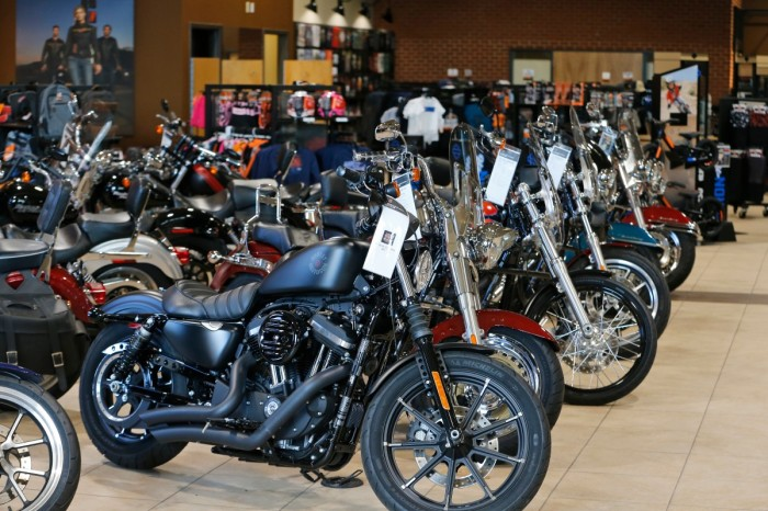 When Is It Time to Replace Your Motorcycle Tires?