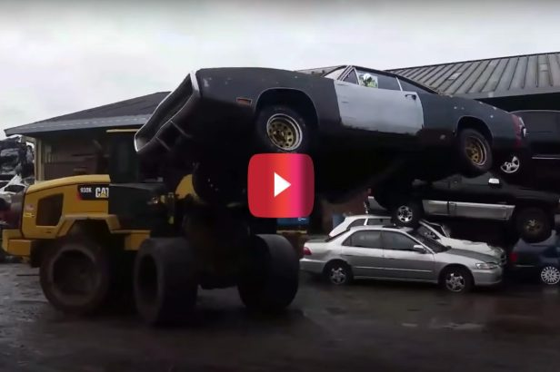Man Destroys His '70 Dodge Charger to Get Back at All the People Lowballing Him