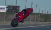 tim slavens drag racing crash