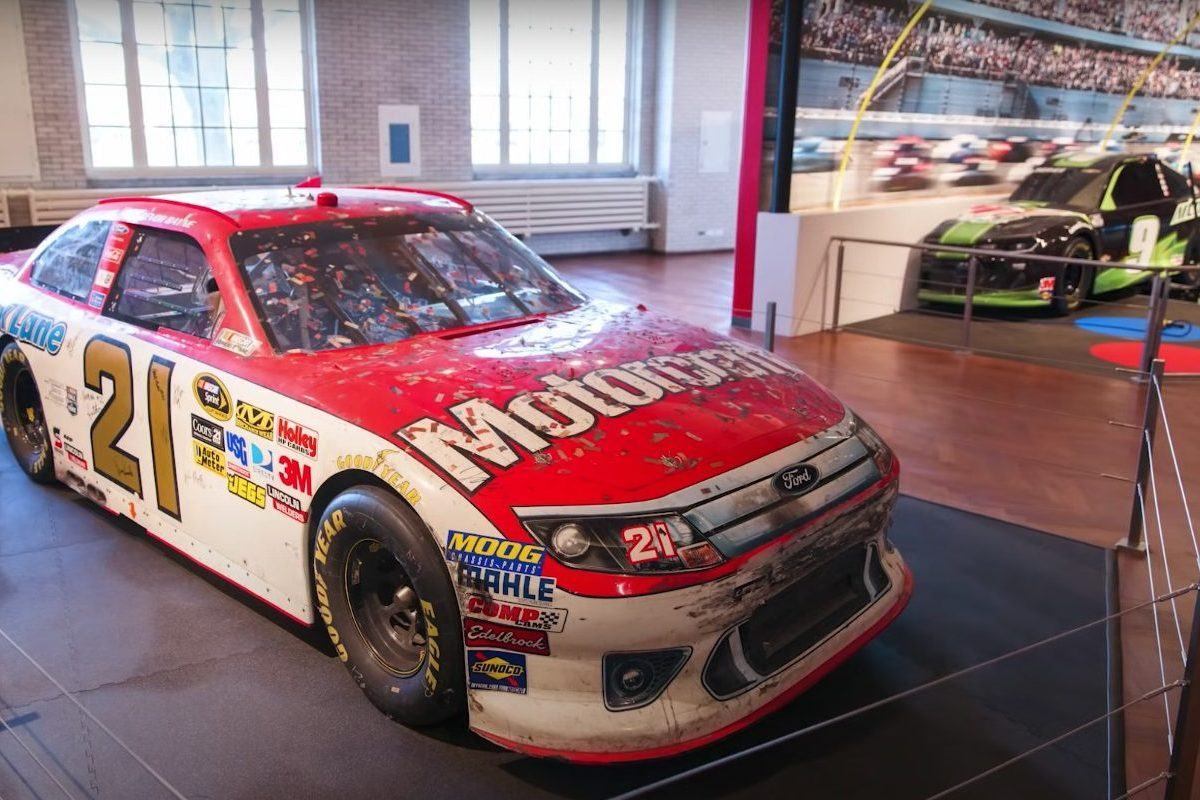 Henry Ford Museum of American Innovation driven to win