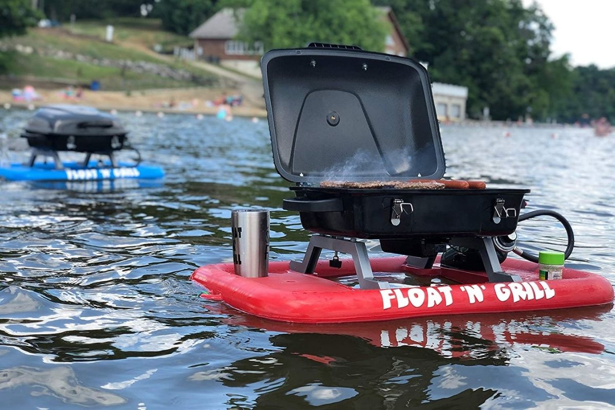 float n grill