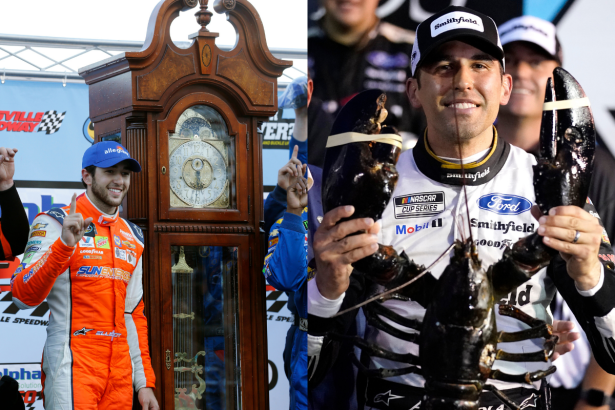 Ranking the 10 Coolest NASCAR Trophies