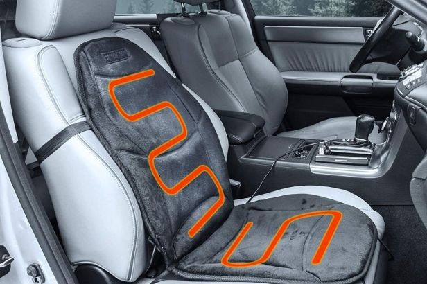 3 Top-Rated Heated Seat Covers That Won't Break the Bank