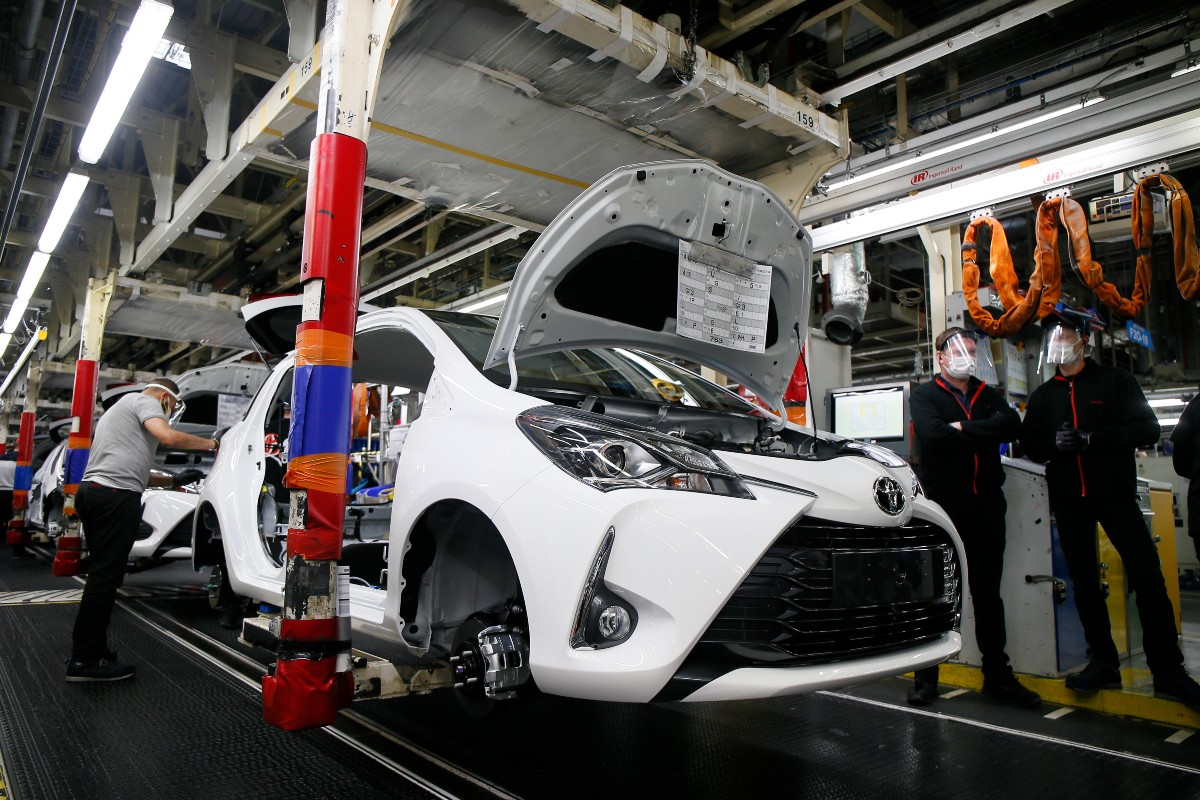 """Toyota to Have Massive Production Cuts: """"The Pandemic Is Clearly Far From Over"""""""