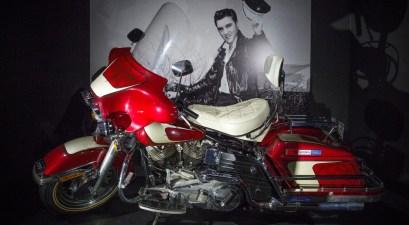 Elvis Presley 1976 Harley-Davidson FLH 1200 Electra Glide