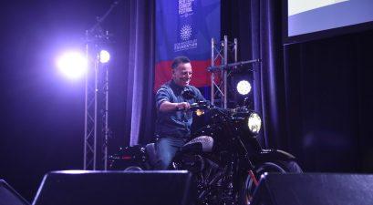bruce springsteen motorcycle