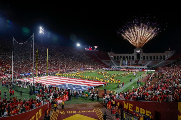 NASCAR Will Officially Be Holding the 2022 Busch Clash at L.A. Memorial Coliseum