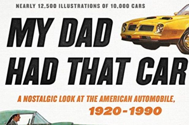 $36 Automotive History Book Features Unusual Options & Details of Popular Cars