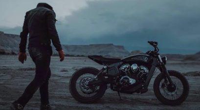 headless motorcycle rider elmore road