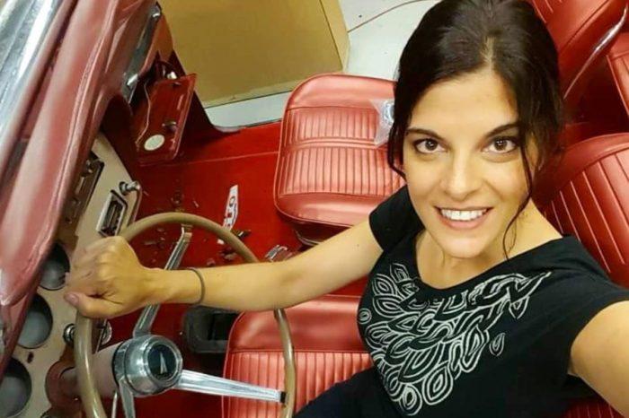 "Rachel De Barros Achieved Serious Success as a ""Gearhead Diva"""