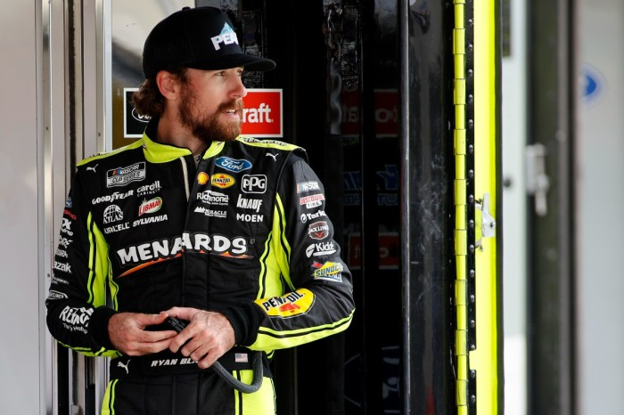 """""""You Can't Shoot a Ghost"""": NASCAR Driver Ryan Blaney Is More Scared of the Paranormal Than Burglars"""