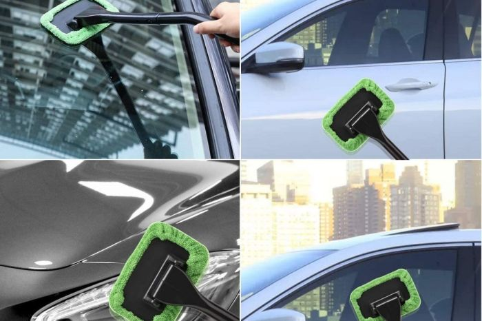 $11 Windshield Cleaning Tool Has Over 11,000 Amazon Ratings (And Perfectionists Love It)